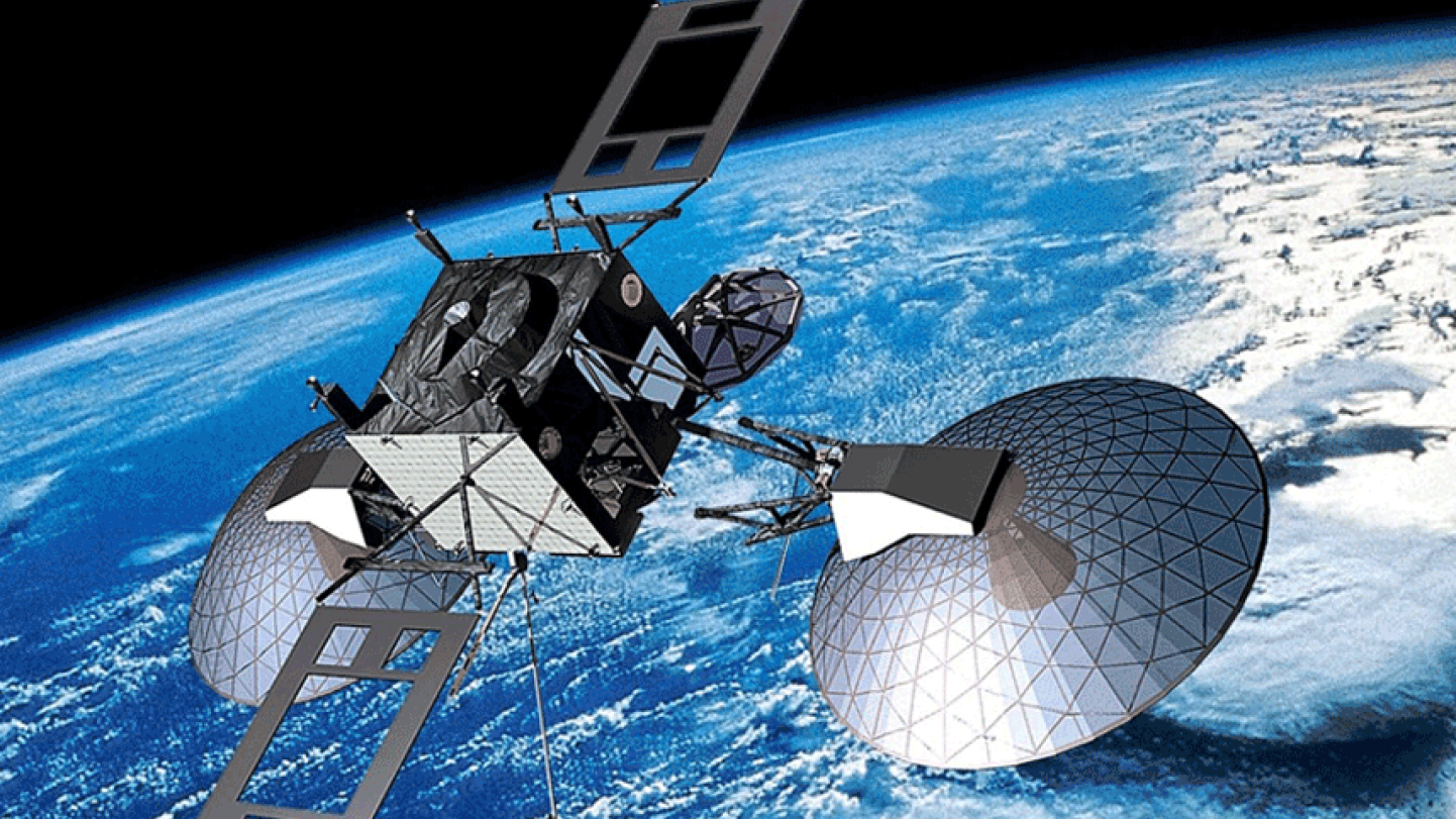 Cs Sbas Satellite